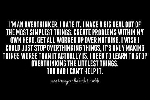 My problem no lie!! Working on it!!