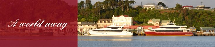 Strahan Cruises Gordon River