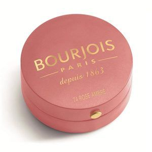Bourjois Little Round Pot Blusher Rose Ambre 74 - £7.99