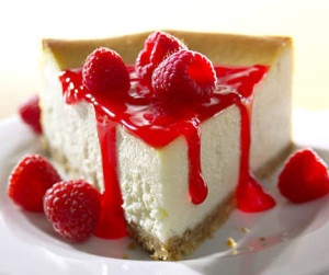 NEW YORK CHEESECAKE-totally want to try this when I go!!!