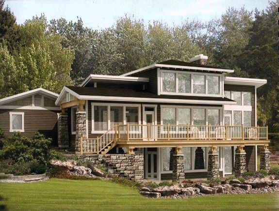 The oakley from the panoramic series viceroy homes for Viceroy homes models