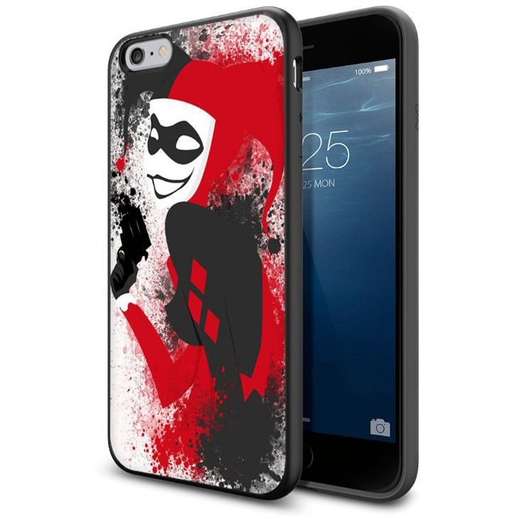 Suicide-Squad-Villains-Joker-Harley-Quinn-TPU-Case-Cover-For-Iphone-5s-6-6s