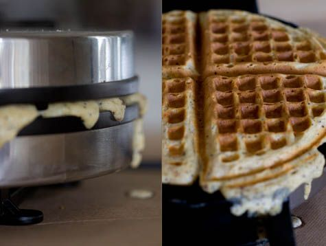 Multigrain Waffles Recipe - 101 Cookbooks