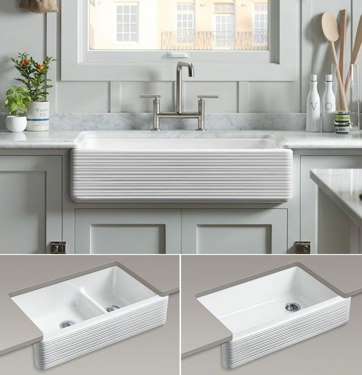 Best 25 Kohler Farmhouse Sink Ideas On Pinterest Farmhouse Kids Mirrors White Sink And