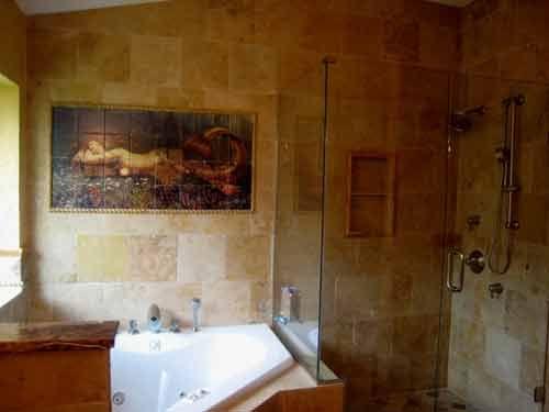 tuscan bathroom remodel ideas bathroom tile murals bathroom design ideas