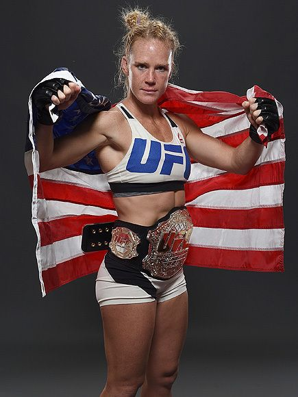 Here are five things you need to know about Holly Holm, the woman who delivered the kick that ended Ronda Rousey's winning streak