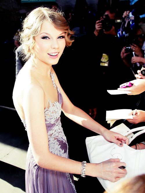 Taylor Swift - Three Albums: Taylor Swift, Fearless and Speak Now with a new album, Red, coming out October 22nd, 2012. Very popular lady.