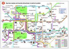 Reizen met het Openbaar Vervoer in Londen lijkt misschien op het eerste gezicht alsof je verdwaalt in een doolhof van gekleurde lijnen, maar eigenlijk is het juist hartstikke makkelijk! Je moet all…
