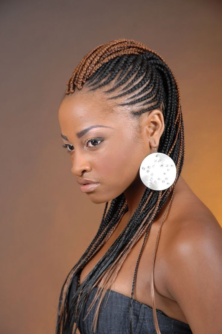 Best 25+ Cornrow mohawk ideas on Pinterest
