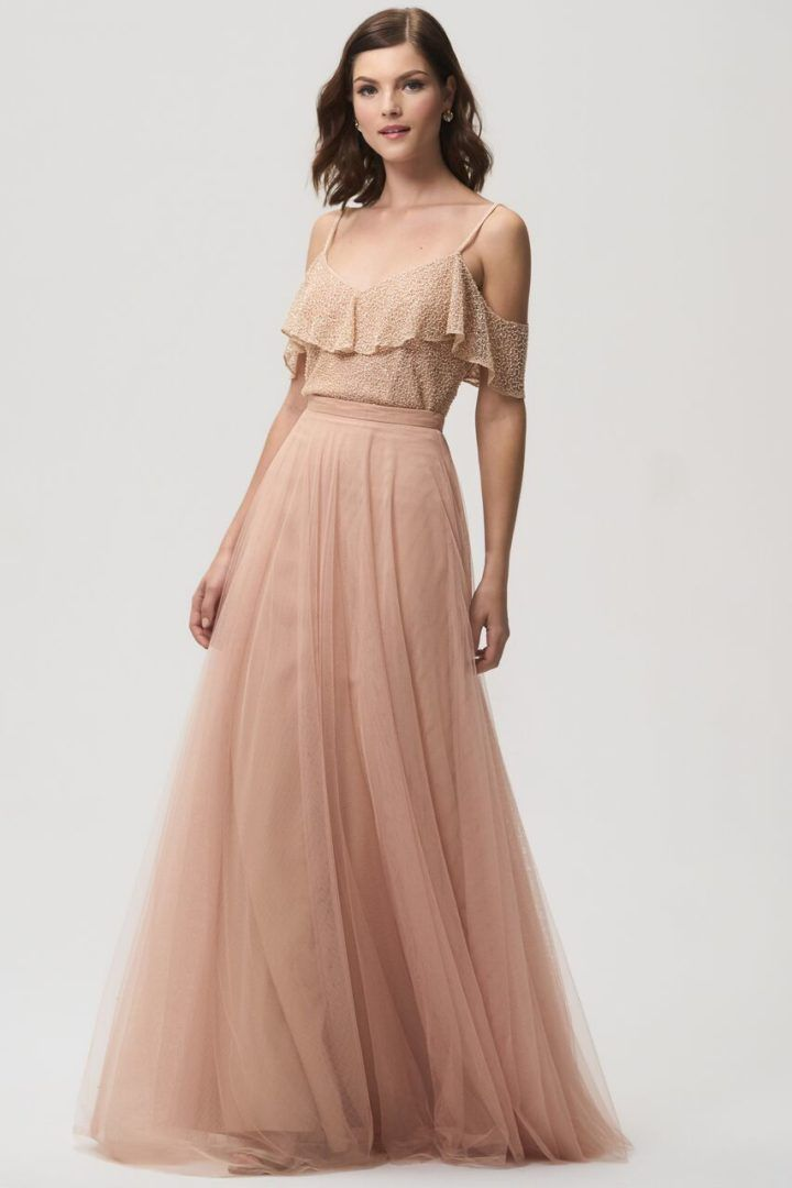 Jenny Yoo 2018 Collection Presents Classic Wedding Dresses and Bridesmaid Dresses
