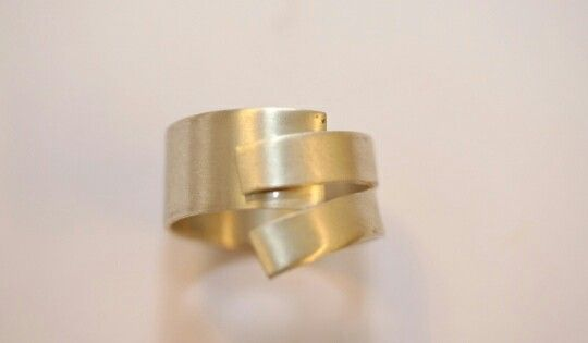 Workshop zilveren ring maken bij Atelier DOS