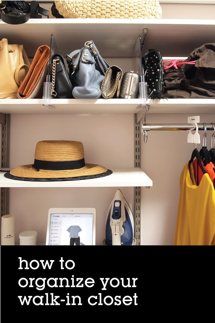 11 Tips To Maximize Your Storage And Decorate Your Closet