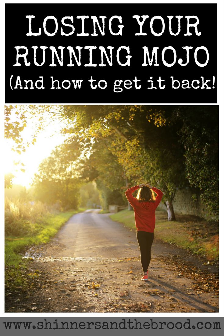 This week's running post features seasoned runner, Ranji from Tooting Mama talking about losing your running mojo and how you can get it back.