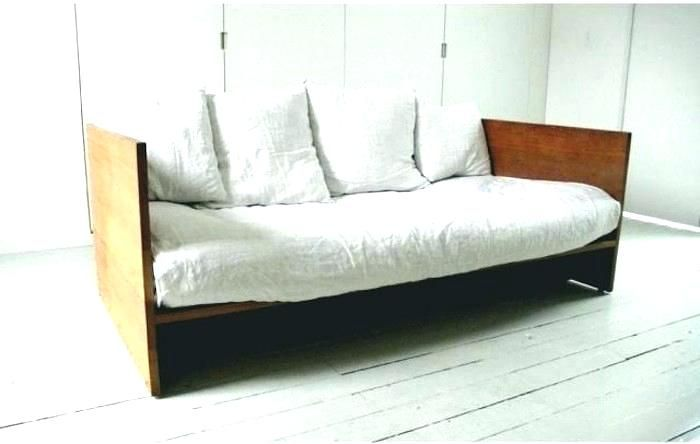 Turn Twin Bed Into Couch Turn Twin Bed Into Couch High Low The Modern Wooden Daybed Simple Turn Twin Mattress Into Couch Wooden Daybed Furniture Wood Sofa