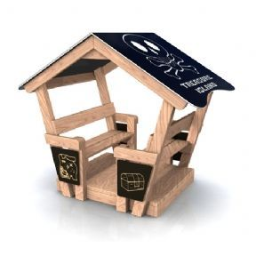 Let the kid's creativity flow with the Pirates Den from children's playground equipment specialists, Fawns  http://www.fawns.co.uk/ProductDetails.asp?ProductID=3