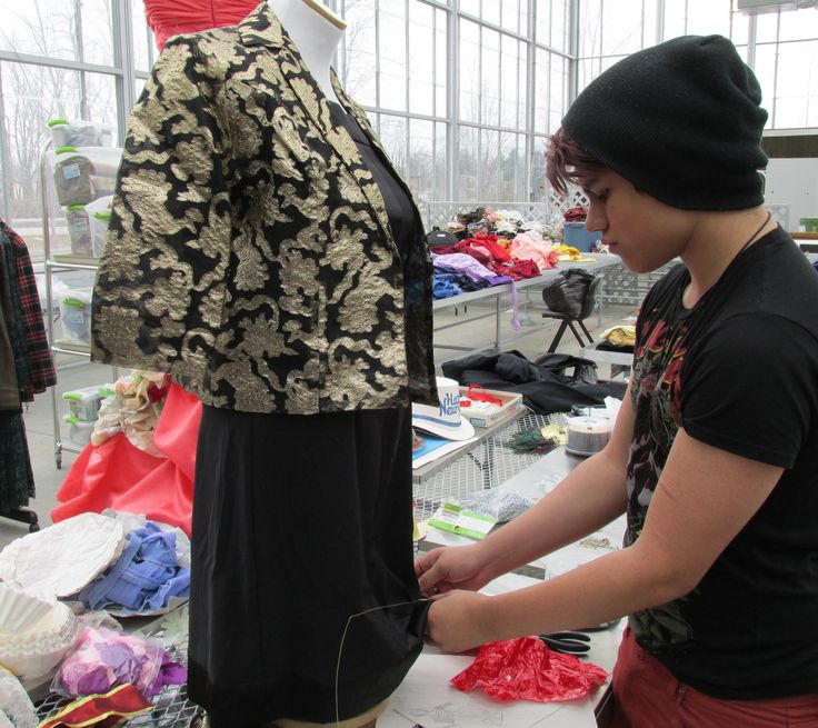 Fashion design colleges in michigan 29