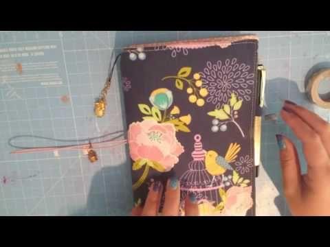 Travel Journal Lyradori, smash book style Flip Through video of my moleskine travelers notebook tn on You Tube of my recent travel journal -   Kerrymay ._. Makes