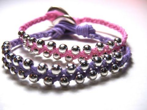 on-line shop: http://www.crystaldreams.es - How to make your own colorful summer bracelet in a few minutes - More ideas visit: http://www.abalorios-tupis.es