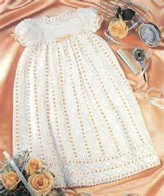Free Crochet Christening Gown - Bing Images