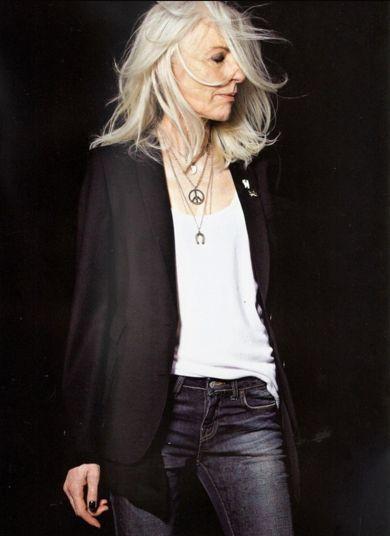 Anna von Rüden, Model