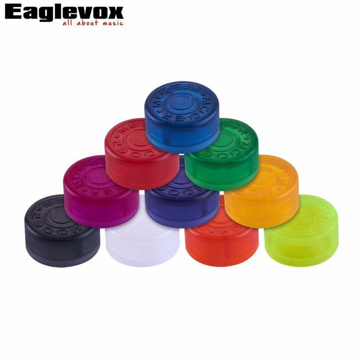 Footswitch footswitch topper colorful plastik bumper protector untuk efek gitar pedal mooer permen