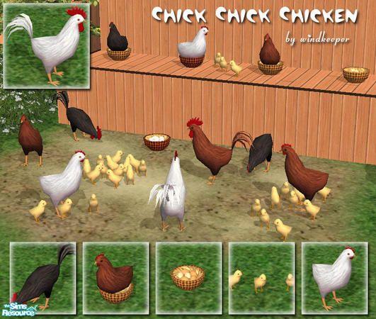 windkeeper's Chick Chick Chicken