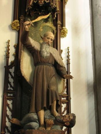 Santo Elias - Igreja de Arucas - Gran Canaria - Espanha.jpg