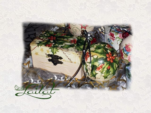 Merry handmade Christmas! by Lailat