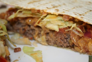 applebees copycat quesadilla burger