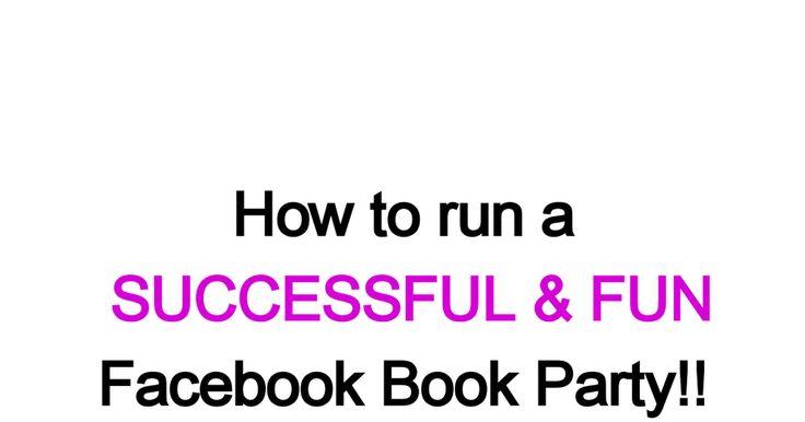 Fb party training script roachpptx facebook book