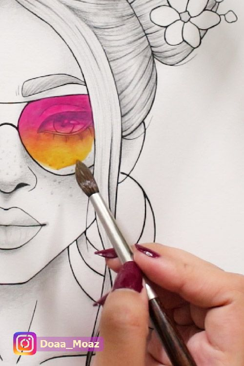 Coloring page 💛 – Silvio Prade