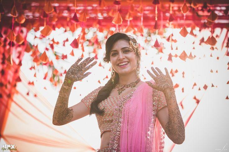 Mejores 311 imágenes de Henna/Mehendi by WeddingsonlineIndia en ...