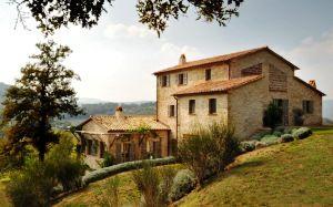 Luxury Villas in Umbria, Villa Spinaltermine, Facade