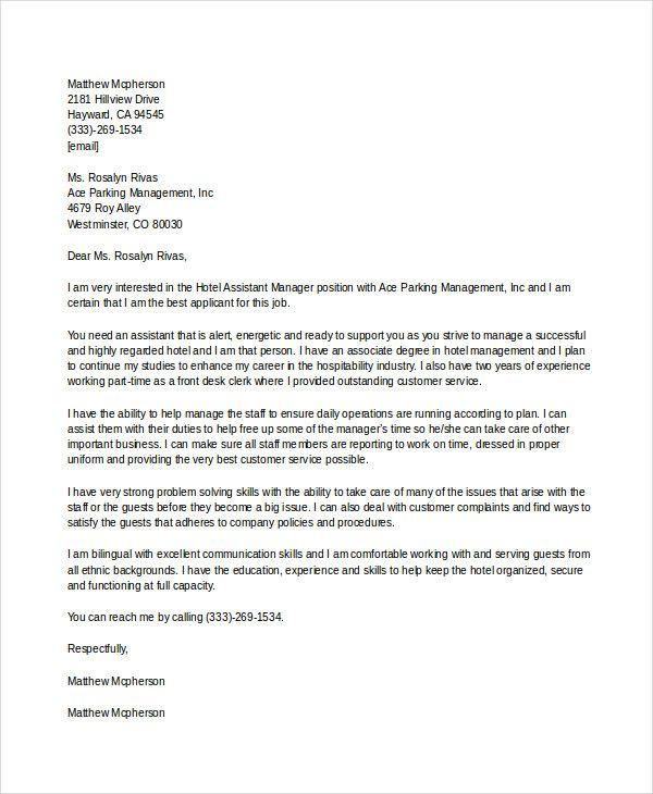 Best Cover Letter For Vp Position Cover Resume Best Cover Letter Operations Management Cover Letter