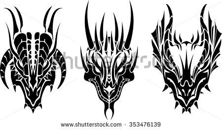 Usmc Vinyl Decal further 63026 additionally Medieval Symbols together with 109985 together with Dragon Head Tattoo. on best buy insignia