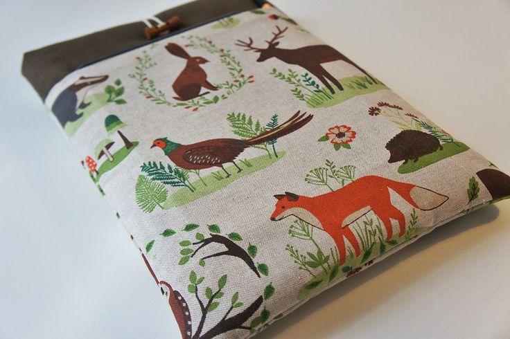 Notebook-Sleeves - Laptophülle für 14 - 17 zoll - ein Designerstück von Twize bei DaWanda