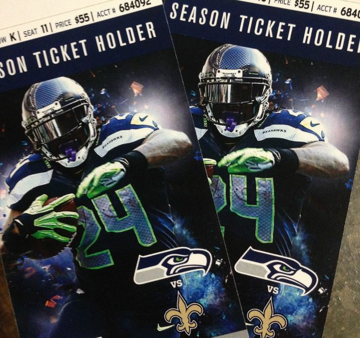 Seattle Seahawks Schedule: Someday I WILL Get My Husband Season Seahawks Tickets. In