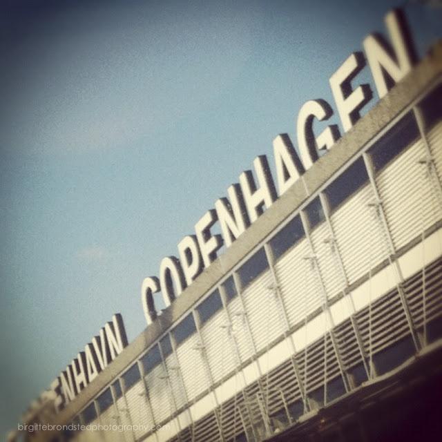 a dusty olive green : copenhagen airport