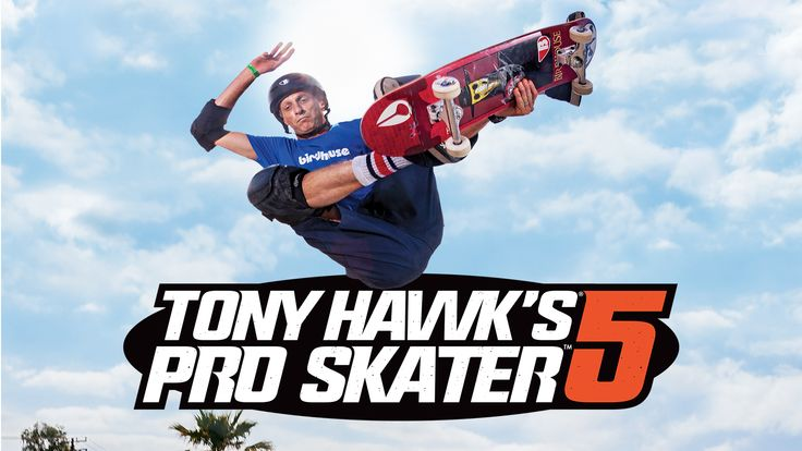 Get tony hawks pro skater 5 sports game for ps4 console
