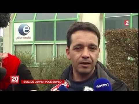 Politique France Suicide devant Pôle emploi - http://pouvoirpolitique.com/suicide-devant-pole-emploi/