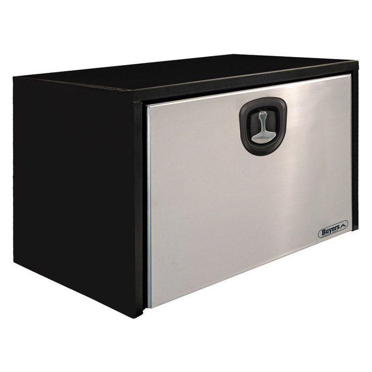 Buyers Underbody Tool Box with Stainless Steel Door - 1702700