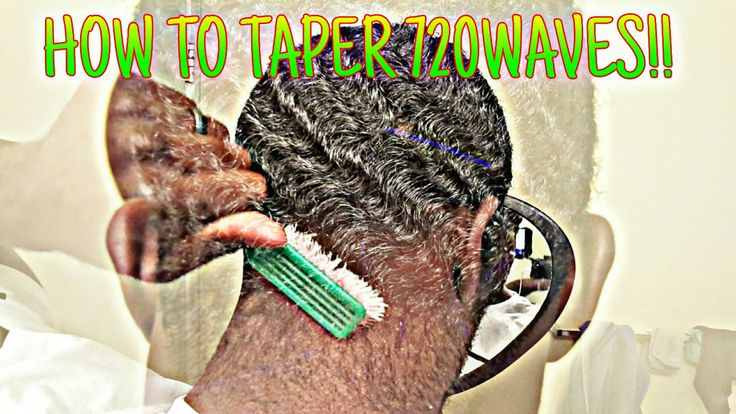 HOW TO CUT A TAPER FADE FOR 720WAVES (CLEAN UP THE WOLF) How to clean up the wolf!!! Step by step taper and line up!!! Enjoy salute Beat by smooveselections@gmail.com #keyWords. Hair Styles for Black men Best haircut by barber 720 waves how to get wavesto connect on the sides of your head soulseeka The WaveGod 19 new hair brushing method three sixty waves brickbandits09 360WaveProcess ted 360 jones show White Boy with 360 Waves How2getwaves taper fade Barber Techniques Step By Step…