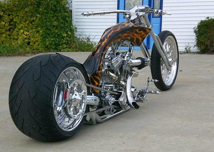 Chopper!  - - Bikes, Hot Rods, Frisuren, Hairstyles und Kunst präsentiert von…