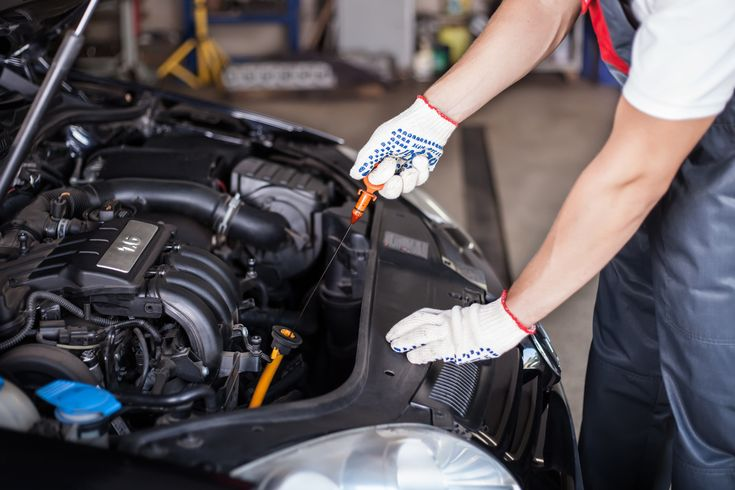 3 Warning Signs that it's Time to Change Your Oil #usedcarcalgary #usedcartips