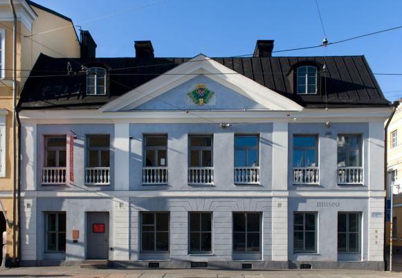Helsinki City Museum, Sederholm House. Helsingin kaupunginmuseo, Sederholmin talo.