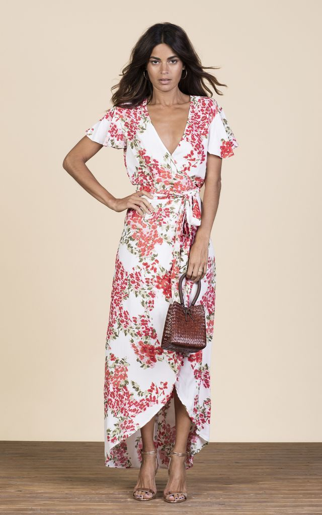 Click to view Cayenne Dress in Blossom