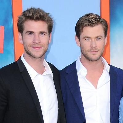 Buzzing: Chris and Liam Hemsworth's Hilarious Instagram Bro-Feud Rages On #fashion