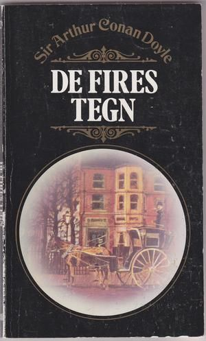 """""""De fires tegn"""" av Arthur Conan Doyle"""