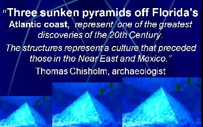 underwater pyramids - Google Search