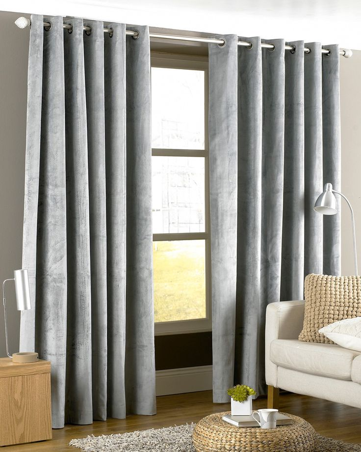 If you love the traditional look of curtains, but don't want to fuss around with cords, then you'll love our Imperial eyelet curtains. Each panel features large